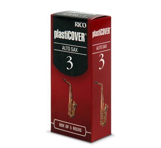 Трости для духовых RICO Plasticover - Alto Sax #2.5 - 5 Box