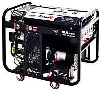 Трехфазный бензиновый генератор MATARI M12000E3 (9,5 кВт), фото 1