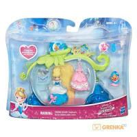 Игровой набор для маленьких кукол Принцесс 'Карета Золушки'