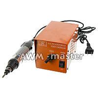 Электроотвертка с блоком гегулировки мощности 2 насадки QiXin 800