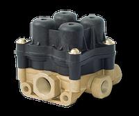 Клапан защитный 4-х контурный (пр-во ПААЗ) 14.3515410