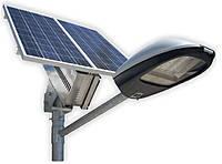 Уличное освещение на солнечной энергии