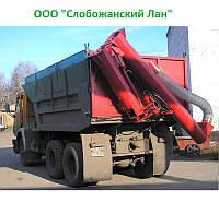Гидравлически раскладной шнек ГРШ-300/4,5 с переменным бортом