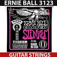 Струны для электрогитары 9-42 ERNIE BALL Slinky P03123