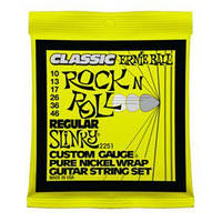 Струны для электрогитары ERNIE BALL P02251 Slinky 10-46