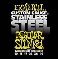 Струны для электрогитары ERNIE BALL P02246 Slinky 10-46