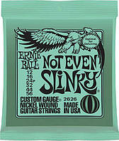 Струны для электрогитары ERNIE BALL P02626 Slinky 12-56