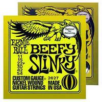 Струны для электрогитары ERNIE BALL Slinky 11-54