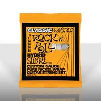 Струны для электрогитары ERNIE BALL Slinky 9-46