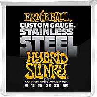 Струны для электрогитары ERNIE BALL Slinky P02247 9-46