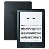 "Электронная книга Amazon Kindle 6 (2016) Black; 6"" (800x600) E Ink Pearl, сенсорный, 166 dpi, 4 ГБ встроенная, Wi-Fi"