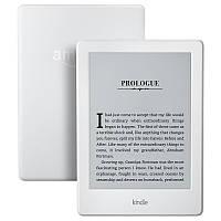"Электронная книга Amazon Kindle 6 (2016) White; 6"" (800x600) E Ink Pearl, сенсорный, 166 dpi, 4 ГБ встроенная, Wi-Fi"