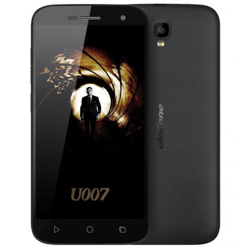 """Смартфон Ulefone U007 PRO Black, 1/8Gb, 8/2Мп, 4 ядра, 2sim, экран 5"""" IPS, 2300mAh, GPS, 4G."""