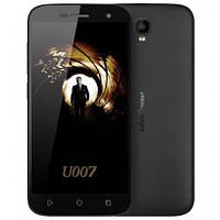 """Смартфон Ulefone U007 PRO Black, 1/8Gb, 8/2Мп, 4 ядра, 2sim, экран 5"""" IPS, 2300mAh, GPS, 4G. , фото 1"""