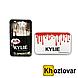 Профессиональный набор кистей для макияжа Kylie Professional Brush Set 12 шт, фото 5