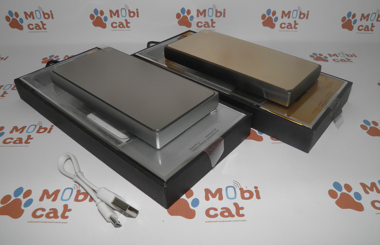 Внешний аккумулятор (Power Bank) REMAX Powerbank Proda Superalloy PPP-12 10000mah