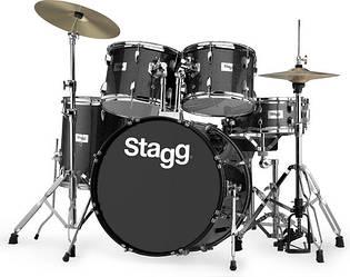 Ударна установка STAGG TIM322B SPBK
