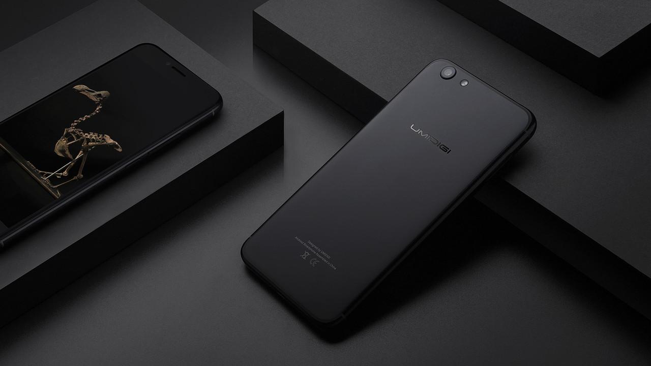 "Смартфон UMI Umidigi C Note 2 4/64Gb Black, 13/5Мп, 8 ядер, 2sim, экран 5.5"" IPS, 4000mAh, GPS, 4G"