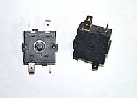 Переключатель режимов для тепловентилятора на 6-ть клем (4 положения)