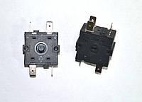Перемикач режимів для тепловентилятора на 6-ть клем (4 положення)