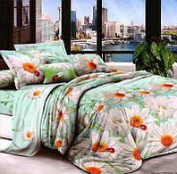 Комплект постельного белья бязь №пл214 Полуторный, фото 1