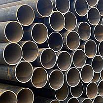Труба електрозварна 108х3,5мм, фото 2