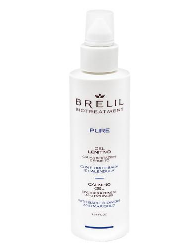 Brelil Pure Гель успокаивающий для кожи головы, 100 мл