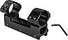 Крепление КМ-18 монолитное, высокое, 21 мм., D30мм. 10 см.