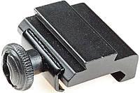 Крепление КП-97 планка переходная с 21 мм. на 11мм., длина 3 см.