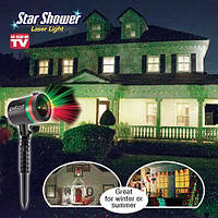 Лазерный проектор для дома  Star Shower Laser Light