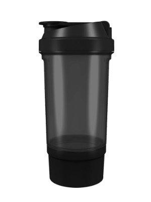 Шейкер Shakerstor 360 с контейнером для порошка 500 мл