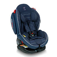 Автокресло Lorelli ARTHUR ISOFIX DARK BLUE LEATHER 0-25 KG
