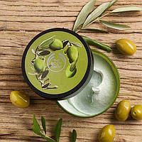 Баттер для тела The Body shop Olive Body Butter Оливки