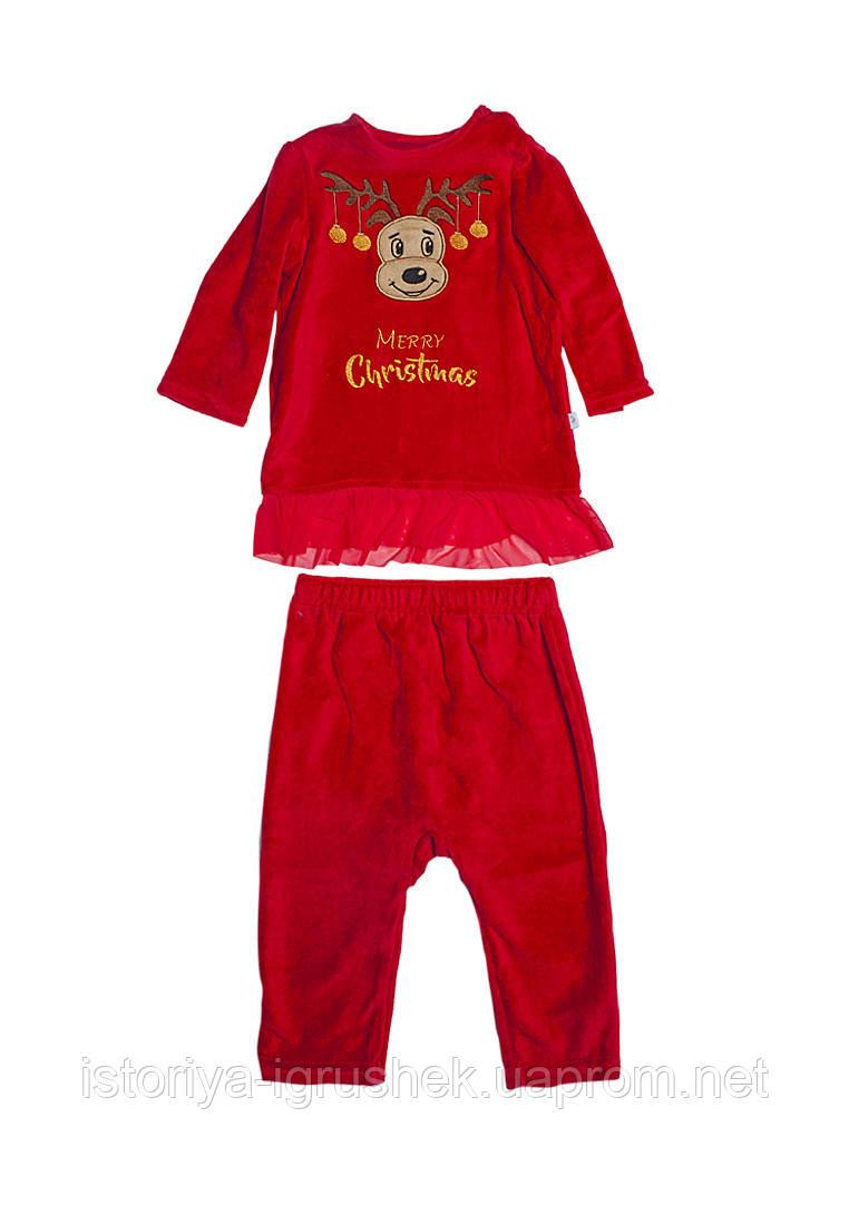 Детский новогодний костюм для девочки