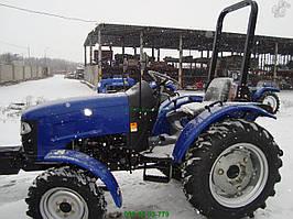 Трактор ДТЗ 5304НPX (30 л.с.; ГУР; 3 цил; реверс КПП 9+9)