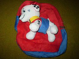Рюкзак дошкольника Щенячий патруль