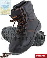 Рабочая обувь зимняя с композитным подноском REIS Польша (спецобувь утепленная) BCW