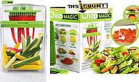 Кухонный измельчитель продуктов, бытовая техника для кухни  Chop Magic