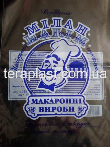 Полипропиленовые пакеты под макароны, фото 2