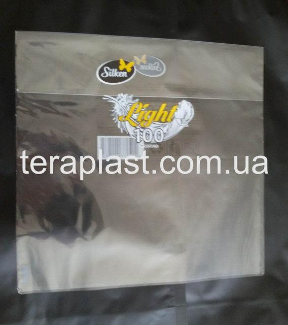 Полипропиленовые пакеты под салфетки