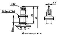 Микропереключатель МП 1105, фото 3
