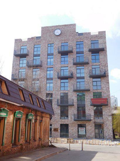 Жилые комплексы Loft Project 12