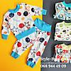 Детская пижама для мальчика материал интерлок р.20,22,24,26