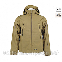 КУРТКА SOFT SHELL TAN