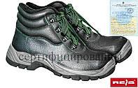 Рабочая обувь утепленная с метподноском REIS Польша (спецобувь зимняя) BRGRENLAND