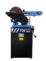 FDB Maschinen MM 4169 (BDS 6) комбинированный шлифовальный станок фдб мм 4169 бдс 6 машинен, фото 2