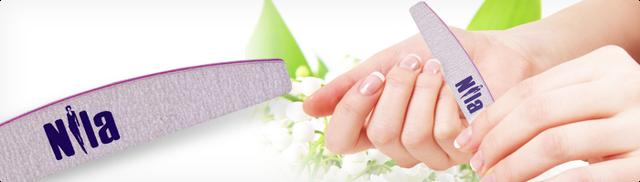 NILA , пилки для ногтей