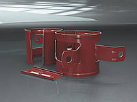 Держатель трубы прикручиваемый для металлического водостока RAIKO 125/90