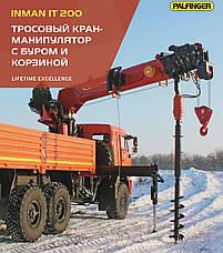 КМУ PALFINGER INMAN IT 200(ИНМАН), фото 2