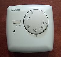 Комнатный термостат TERMEC EMMETI 2-х контактн.